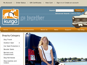 Kurgo Store Coupons