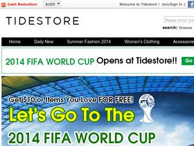 TideStore Coupons