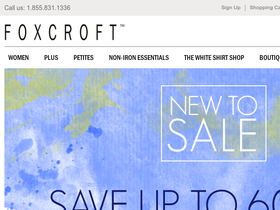 Foxcroft Coupons