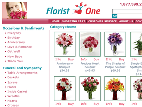 FloristOne Coupons