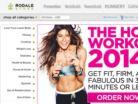 Rodale Store Coupons