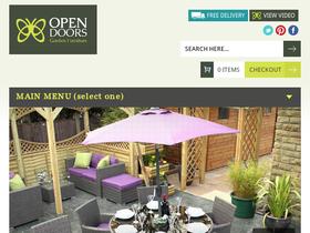 Garden Furniture Vouchers open doors garden furniture vouchers, voucher codes and deals