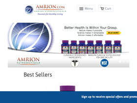 Amrion Coupons