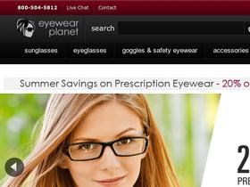 Eyewear Planet Coupons