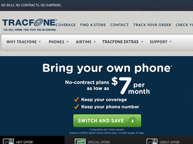 Tracfone Wireless Coupons