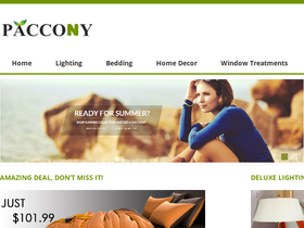 Paccony Coupons