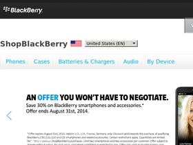 Blackberry Coupons
