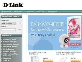 D-Link Coupons