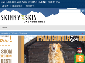 Skinny Skis Coupons