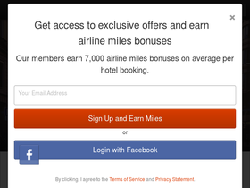 Rocketmiles Coupons