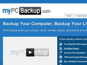 MyPCBackup Coupons