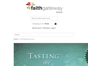FaithGateway Coupons