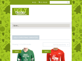 Ugly Christmas Sweaters Coupons
