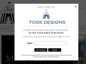 Toss Designs Coupons