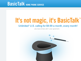 BasicTalk Coupons
