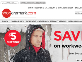 ShopAramark Coupons