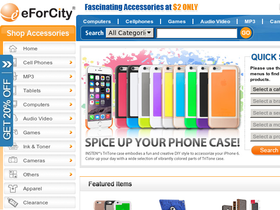 eForCity Coupons