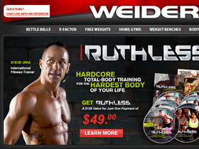 Weider Fitness Coupons