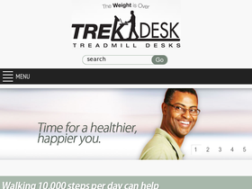 TrekDesk Coupons