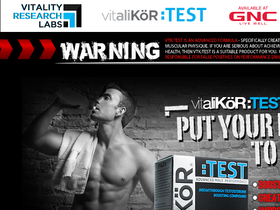 VTK Test Coupons