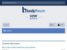 BodyForum Coupons