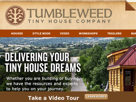Tumbleweed Houses Coupons