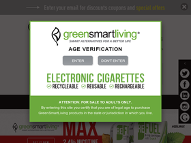 GreenSmartLiving Coupons