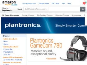 Plantronics Coupons