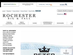 Rochester Big & Tall