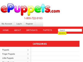 ePuppets Coupons