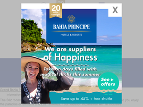 Bahia Principe Coupons
