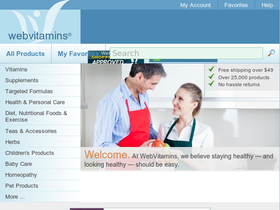 WebVitamins