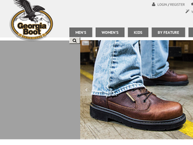 Georgia Boots Coupons