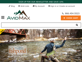 AvidMax Coupons