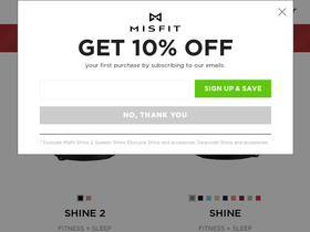 Misfit Coupons