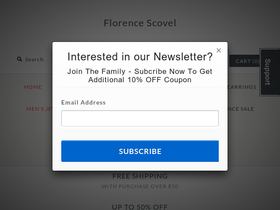 Florence Scovel Coupons