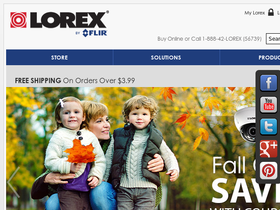 Lorex Technology Coupons