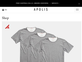 Apolis Coupons