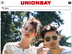 Unionbay Coupons