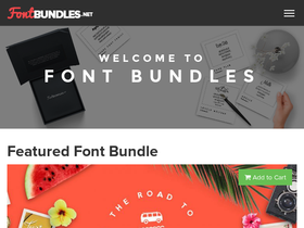 Font Bundles Coupons