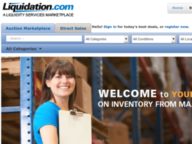 Liquidation.com Coupons