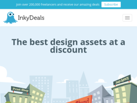 Inky Deals Coupons