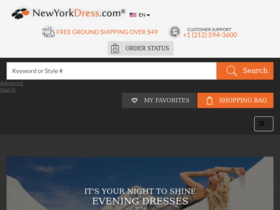 NewYorkDress Coupons