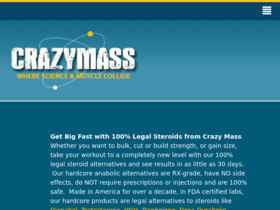 Crazymass Coupons