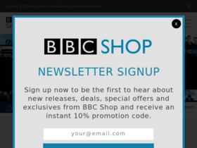 BBC Shop Coupons