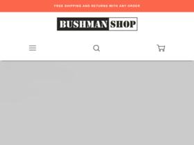 Bushman Shop Coupons