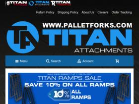 PalletForks.com Coupons