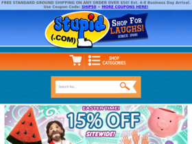 Stupid.com Coupons