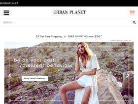 Urban Planet Coupons