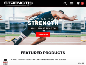 Strength.com Coupons